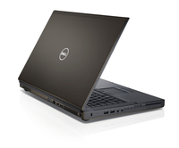"DELL Precision M6800 2.8GHz i7-4810MQ 17.3"" 1920 x 1080Pixel Marrone Workstation mobile"