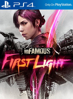 Sony InFamous: First Light, PS4 Basic PlayStation 4 Inglese videogioco