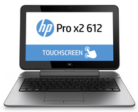 "HP Pro x2 612 G1 1.6GHz i5-4302Y 12.5"" 1920 x 1080Pixel Touch screen 3G Argento Ibrido (2 in 1)"