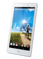 Acer Iconia A1-840 16GB Argento, Bianco tablet