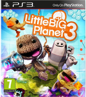 Sony Little Big Planet 3, PS3 Basic PlayStation 3 videogioco