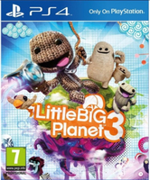 Sony Little Big Planet 3, PS4 Basic PlayStation 4 videogioco