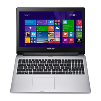 "ASUS Transformer Book TP550LD-CJ034H 2GHz i7-4510U 15.6"" 1366 x 768Pixel Touch screen Nero, Argento Computer portatile"