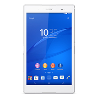 Sony Xperia Z3 Compact 16GB Bianco tablet
