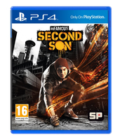Sony inFAMOUS Second Son, PS4 Basic PlayStation 4 videogioco