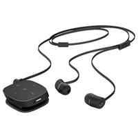 HP H5000 Black Bluetooth Headset Auricolare Stereofonico Bluetooth Nero auricolare per telefono cellulare