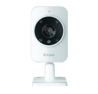 D-Link Home Monitor HD IP security camera Interno Scatola Bianco