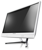 "Lenovo IdeaCentre C560 3GHz i3-4150T 23"" 1920 x 1080Pixel Touch screen Bianco PC All-in-one"
