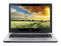 "Acer Aspire V3-472P-57Y2 1.7GHz i5-4210U 14"" 1366 x 768Pixel Touch screen Argento Computer portatile"