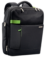 "Leitz Smart Traveller 15.6"" Zaino Nero"