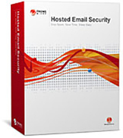Trend Micro Hosted Email Security v2, CUPG, 11-25u, 12m