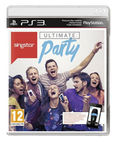 Sony SingStar Ultimate Party Basic PlayStation 3 videogioco