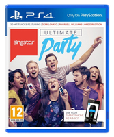Sony SingStar Ultimate Party Basic PlayStation 4 videogioco