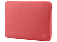"HP 15.6 in Spectrum Peach Sleeve 15.6"" Custodia a tasca Rosa"