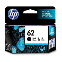 HP 62 Black Original Ink Cartridge cartuccia d