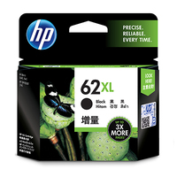 HP 62XL High Yield Black Original Ink Cartridge cartuccia d