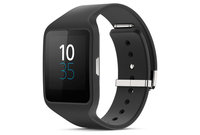 "Sony SmartWatch 3 SWR50 1.6"" 45g Nero smartwatch"