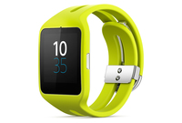 "Sony SmartWatch 3 SWR50 1.6"" 45g Giallo smartwatch"