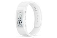 "Sony SmartBand Talk SWR30 Wristband activity tracker 1.4"" E-ink Senza fili IP68 Bianco"