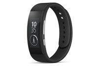 "Sony SmartBand Talk SWR30 Wristband activity tracker 1.4"" E-ink Senza fili IP68 Nero"