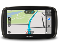 "TomTom Start 60 Central Europe Palmare/Fisso 6"" Touch screen 283g Nero navigatore"