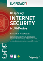 Kaspersky Lab Internet Security Multi-Device Base license 5utente(i) 1anno/i