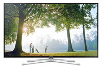 "Samsung UE50H6475SU 50"" Full HD Compatibilità 3D Smart TV Wi-Fi Nero, Argento LED TV"