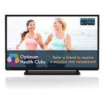 "Toshiba 32J2433DB 32"" HD Nero LED TV"
