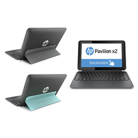 "HP Pavilion x2 10-j006tu 1.33GHz Z3745D 10.1"" 1280 x 800Pixel Touch screen Grigio Ibrido (2 in 1)"