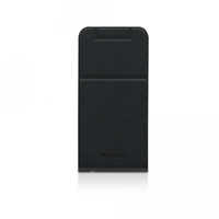 "Macally FlipCover 4.7"" Custodia a libro Nero"