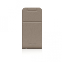 "Macally FlipCover 4.7"" Custodia a libro Beige"