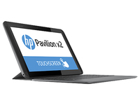 "HP Pavilion x2 10-k000nw 1.33GHz Z3736F 10.1"" 1280 x 800Pixel Touch screen Argento Ibrido (2 in 1)"