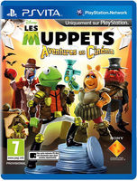 Sony The Muppets Movie Adventures, PSVita Basic PlayStation Vita ITA videogioco