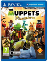 Sony The Muppets Movie Adventures Basic PlayStation Vita DUT videogioco