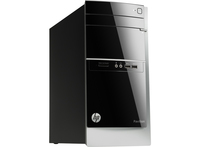 HP Pavilion 500-450nf 3.6GHz i3-4160 Microtorre Nero PC