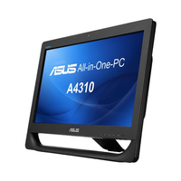 "ASUS A4310-B005C 2.7GHz G3240T 20"" 1600 x 900Pixel Touch screen Nero PC All-in-one All-in-One PC"