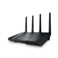 ASUS RT-AC87U Dual-band (2.4 GHz/5 GHz) Gigabit Ethernet Nero router wireless