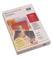HP Premium Plus High-gloss Photo Paper 280 g/m²-10 x 15 cm plus tab/60 sht carta fotografica