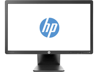 "HP EliteDisplay E201 20"" TN Argento monitor piatto per PC"
