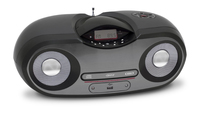 Bigben Interactive CD54 Digitale Nero, Grigio radio CD