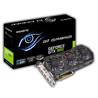 Gigabyte GV-N980G1 GAMING-4GD GeForce GTX 980 4GB GDDR5