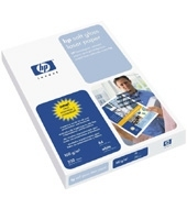 HP Soft-gloss Laser Paper 100 g/m²-A4/210 x 297 mm/250 sht carta inkjet