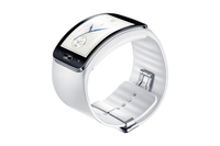Samsung Strap Bangle Gear S Band Bianco
