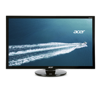 "Acer CB270HU 27"" Wide Quad HD IPS Lucida Nero monitor piatto per PC"