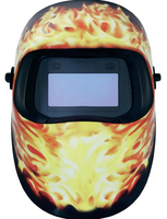 3M 100S Blaze Uomini Multicolore hard hat/safety helmet