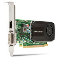 DELL 490-14291 Quadro K600 1GB GDDR3 scheda video