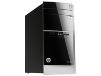 HP Pavilion 500-410nc 3.5GHz A8-6500 Microtorre Nero PC