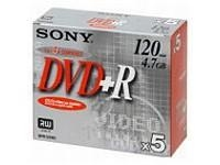 Sony DVD+R 5PACK