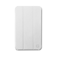"HP K2N01AA 8"" Custodia a libro Bianco custodia per tablet"