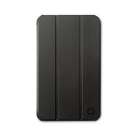 "HP K2N02AA 8"" Custodia a libro Nero custodia per tablet"